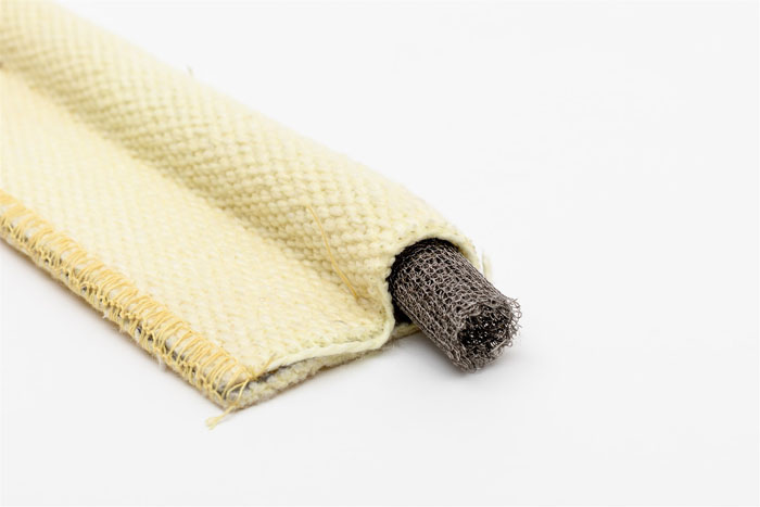 Aramid Tadpole Tapes with Inconel Mesh Core