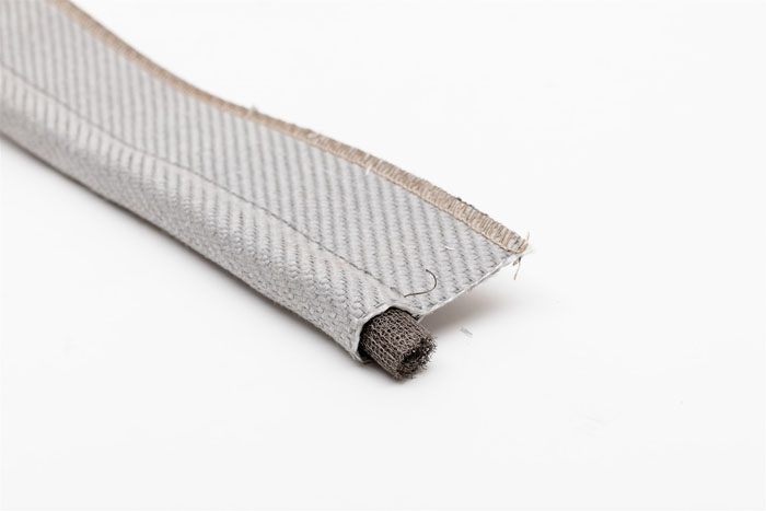 Dry-Stitched Fiberglass Tadpole Tapes with Inconel Mesh Core