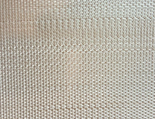 Vapor-Deposited Aluminum Coated Fabrics