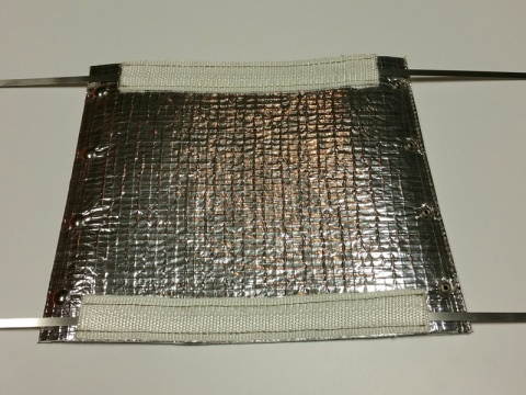Radiant Heat Shields / Fire Protection Pad