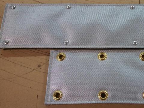 Under-carriage heat shields