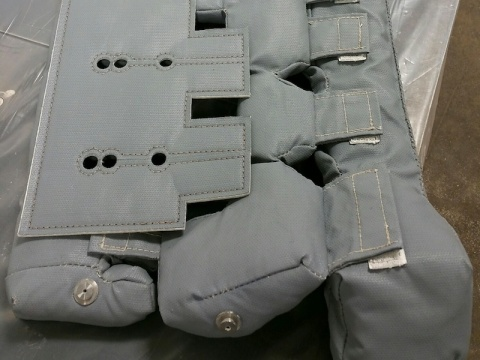 Microporous Insulation Jacket