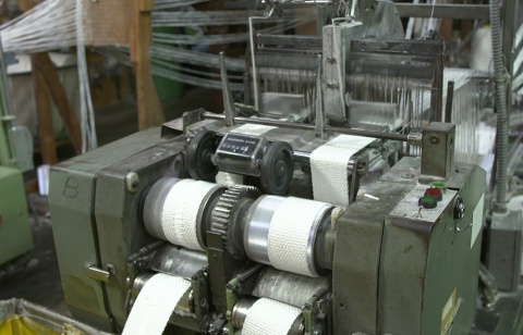 tape weaving done in Virginia, USA