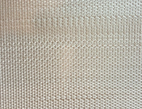 close up of s-glass fabric
